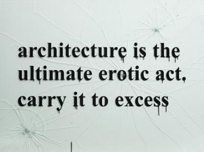 [Art]chitecture: an artistic approach to
