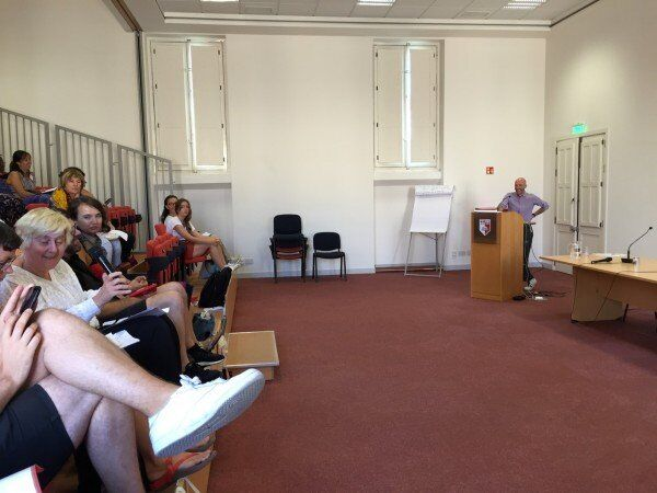 Curatorial School Malta | Guest Speaker: Alfredo Cramerotti: Curating and Contemporary Art as Social Practices