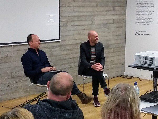 Screening of Zed Nelson's film AS IT IS with introduction and Discussion by MOSTYN Director, Alfredo Cramerotti.