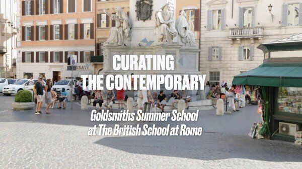Goldsmiths, University of London Curatorial Summer School @ British Academy Rome: Lecture | Alfredo Cramerotti : Museum as Broadcasting