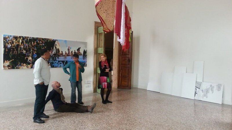 UK Arts Council Collection's Venice Curator's Day 2015: Pavilion of Mauritius