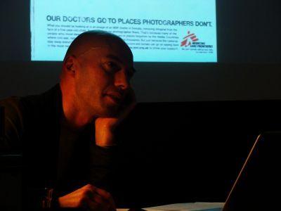 Alfredo Cramerotti: Public Lecture, DAI Dutch Art Institute