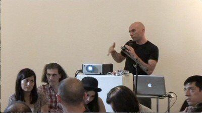 Alfredo Cramerotti: Aesthetic Journalism for Ælia Media