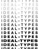 IDEAL-TYPES [curating, art management]