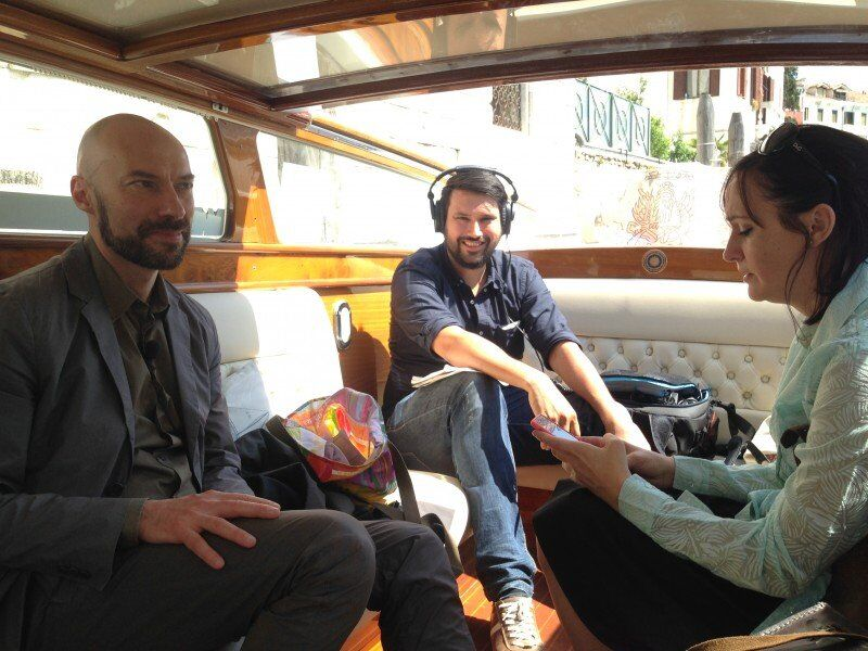 Safina Radio Project: Mauritius Pavilion. Interview with Alfredo Cramerotti by Anabelle DeGersigny