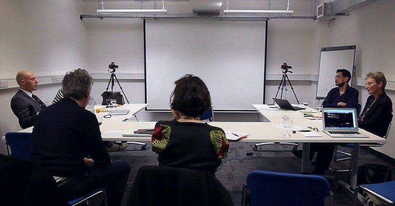 AGM CONVERSATIONS, London, UK – Part 4