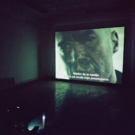 Recorded Images: History Reactivating [artistic practice]