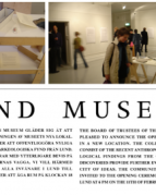 Lund Museum [artistic practice, curating, art management]