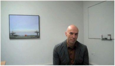 Alfredo Cramerotti self-interview