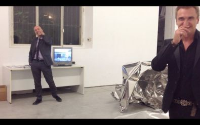 VIR Viafarini in Residence: talk by Alfredo Cramerotti and Stefano Cagol