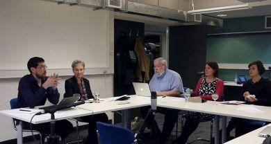 AGM CONVERSATIONS, London, UK – Part 1