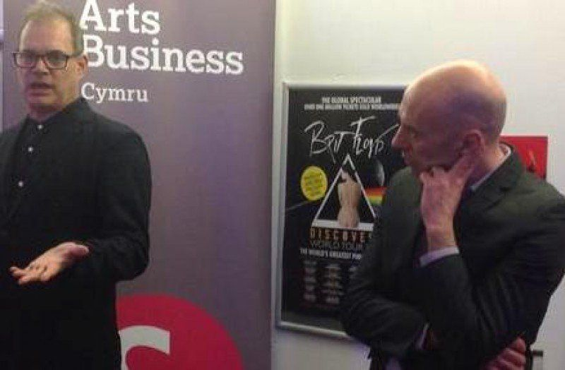 Art & Business Wales: Rambert Dance & MOSTYN