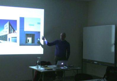 The Idea of Curating @ IAA Reykjavik, Iceland