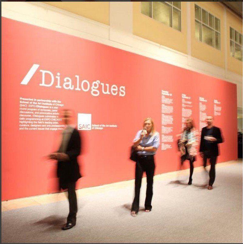 2015 EXPO VIDEO Chicago   Alfredo Cramerotti In Conversation