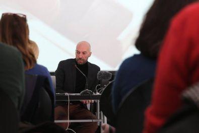 ALBANIA EXPANDED IMAGE: A CONVERSATION WITH ALFREDO CRAMEROTTI at MUSEUM MARUBI, Shkodër, Albania