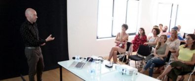 An overview on curating by Alfredo Cramerotti, National Gallery of Kosovo, Pristina