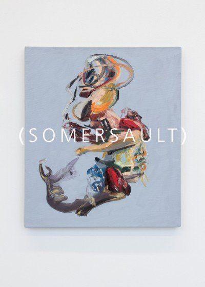 Matteo Fato - Somersault - Galleria Michela Rizzo Venezia 2017