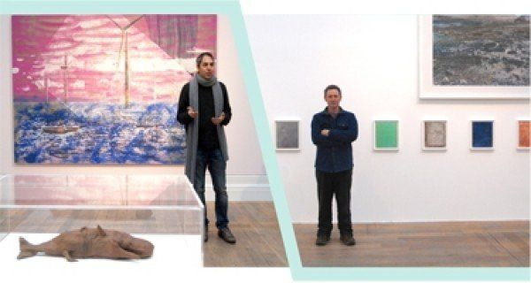 Shezad Dawood & Mike Perry // In Conversation at MOSTYN