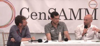 De/coding the Apocalypse: Exhibition Discussion at CenSAMM