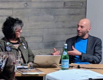 Wanda Zyborska | My Practice and the Women Artists who have Inspired me: Artist Talk