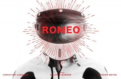 Romeo by Malerie Marder