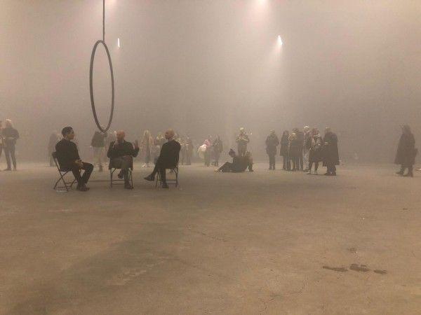 Amsterdam Gas Houlder: Warping Halos by Children of the Light   Artist Talk with Alfredo Cramerotti