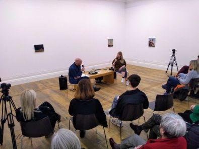Artist in Conversation: Anj Smith in conversation with MOSTYN Director, Alfredo Cramerotti